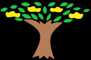 Logo De Klompenboom